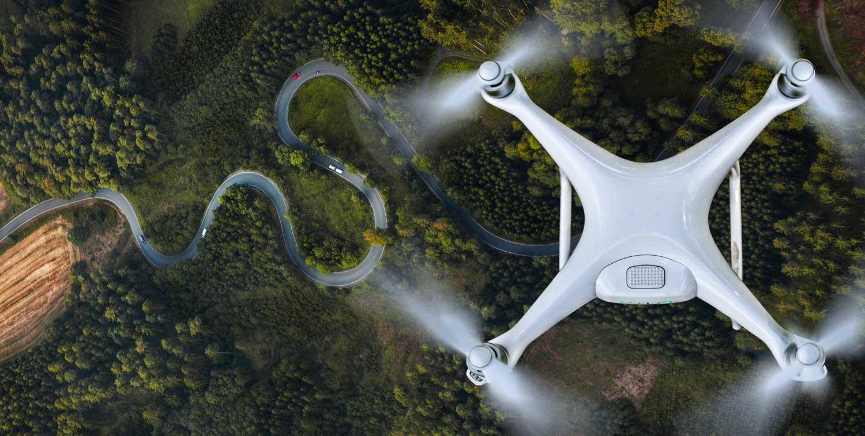 Le dronologue